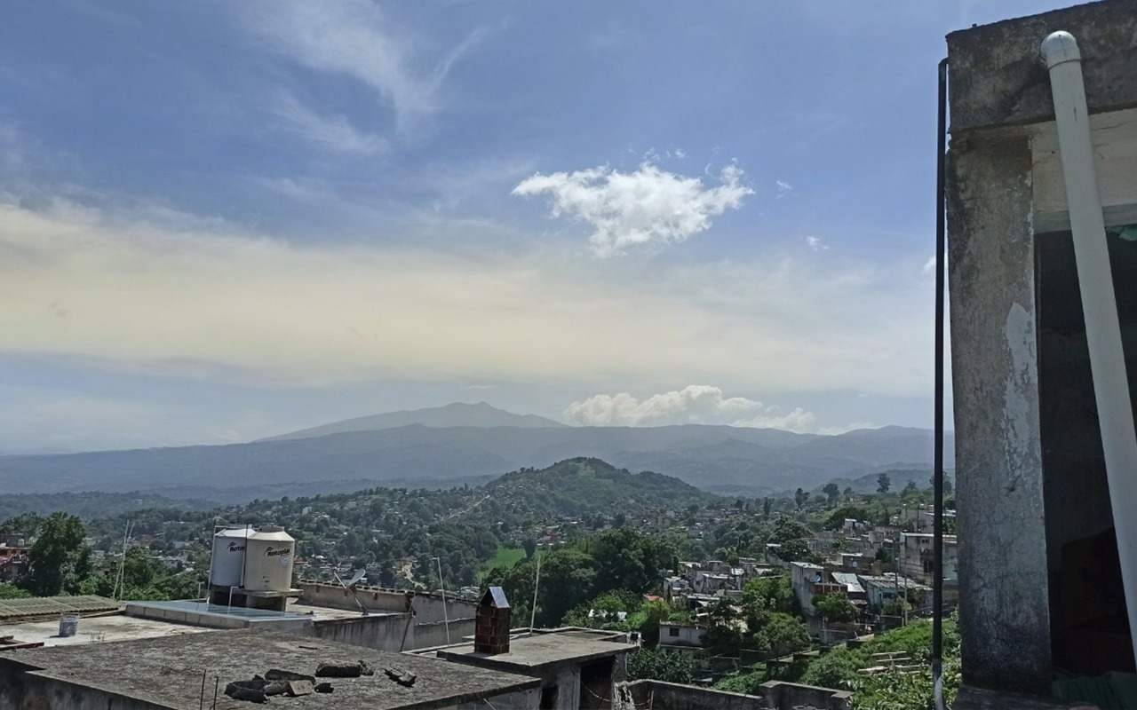 Fotos: Polvo del Sahara en 53 municipios de Veracruz