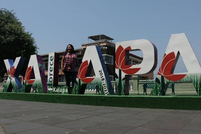 Cambiarán diseño y ubicación de letras de Xalapa
