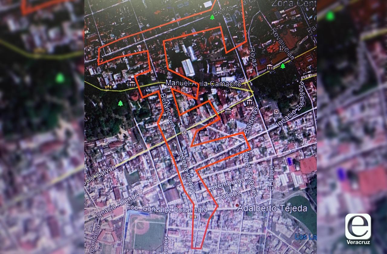 En estas calles de Xalapa no habrá energía eléctrica el 12 de junio