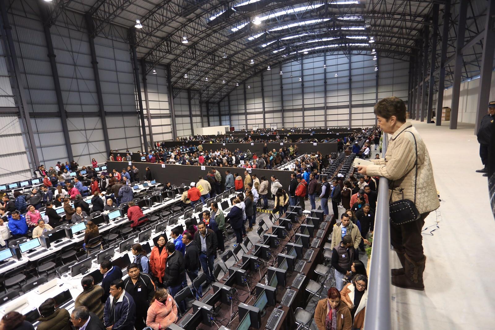 Veracruz completó evaluación educativa de 12 mil maestros