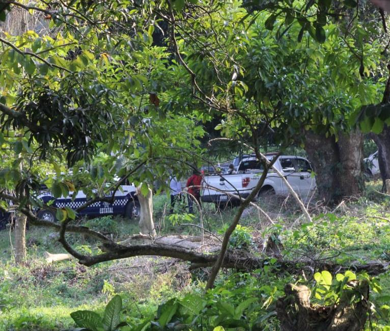 Aparece desmembrado el comandante municipal de Yanga