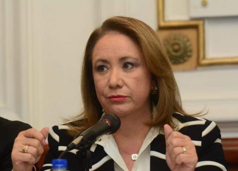 Senado elige a Yasmín Esquivel como ministra de la SCJN