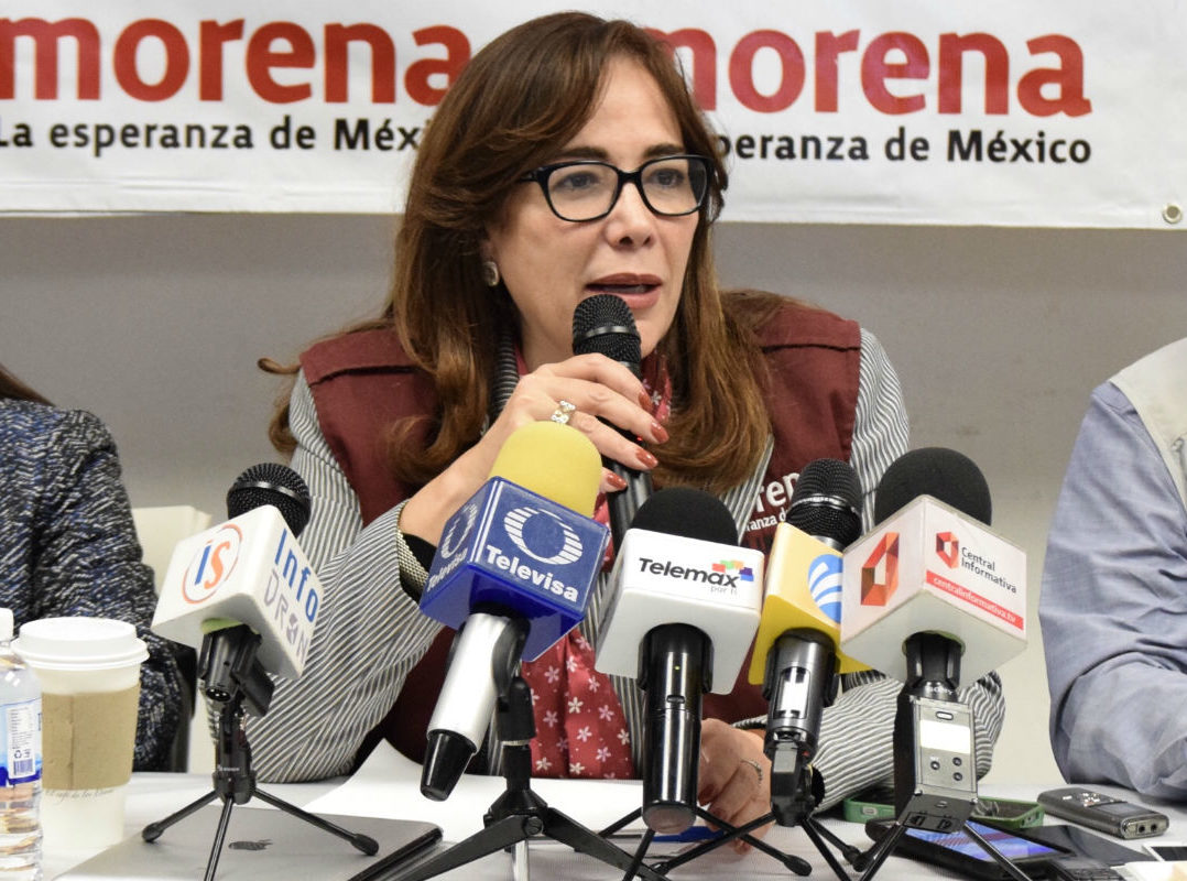 Morena advierte, si hay fraude