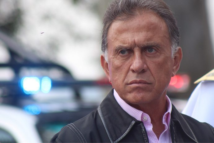 Yunes dice estar seguro que Duarte no saldrá de la cárcel
