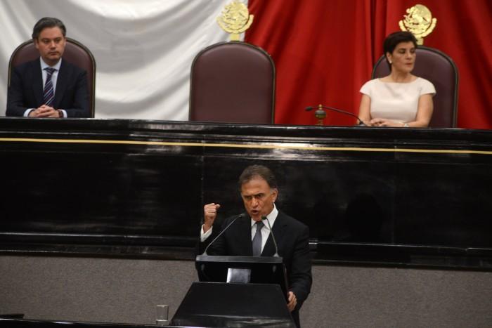 """Yunes Linares: """"no olvido, no perdono, no amnistía"""