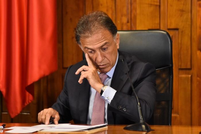 No es prioridad del gobierno evitar ejecuciones, dice Yunes