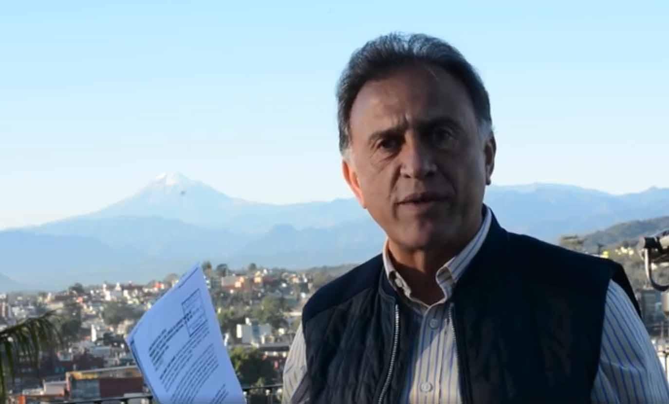 Yunes dice que AMLO gastó 600 mil pesos en vacaciones decembrinas