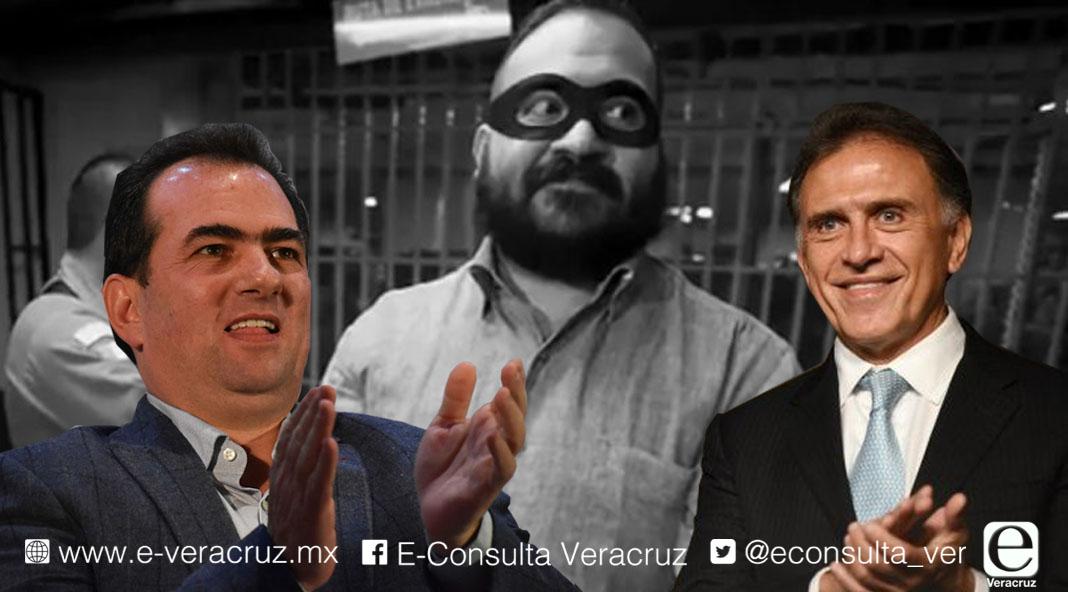 La disputa entre PAN y PRI para patentar la captura de Javier Duarte