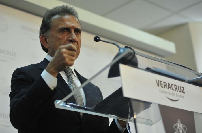 Yunes Linares: se recuperan casi 423 mdp robados por Javier Duarte