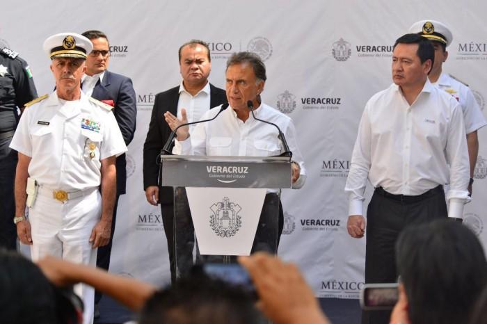 Delincuencia va más allá de límites territoriales: Yunes
