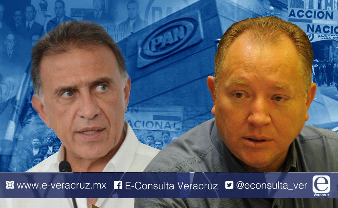 Yunismo dividió al PAN y ocasionó la pérdida de la gubernatura en Veracruz