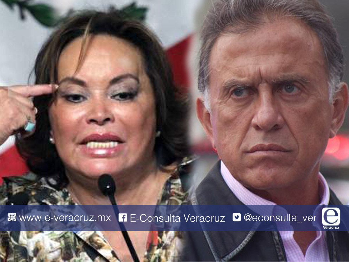 Elba Esther Gordillo, la exlideresa del PRI que llamó 'alacrán' a Yunes