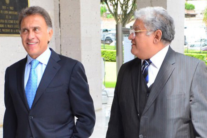 Yunes defiende desvío de aspirante a dirigencia del PAN