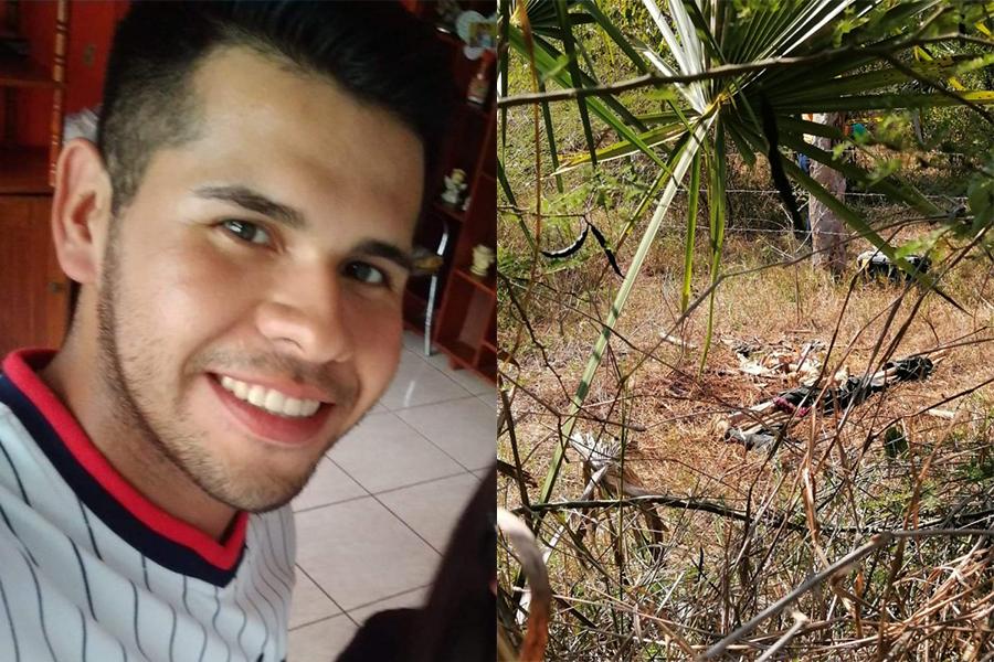Identifican restos de Juan Manuel, su osamenta fue hallada en agosto