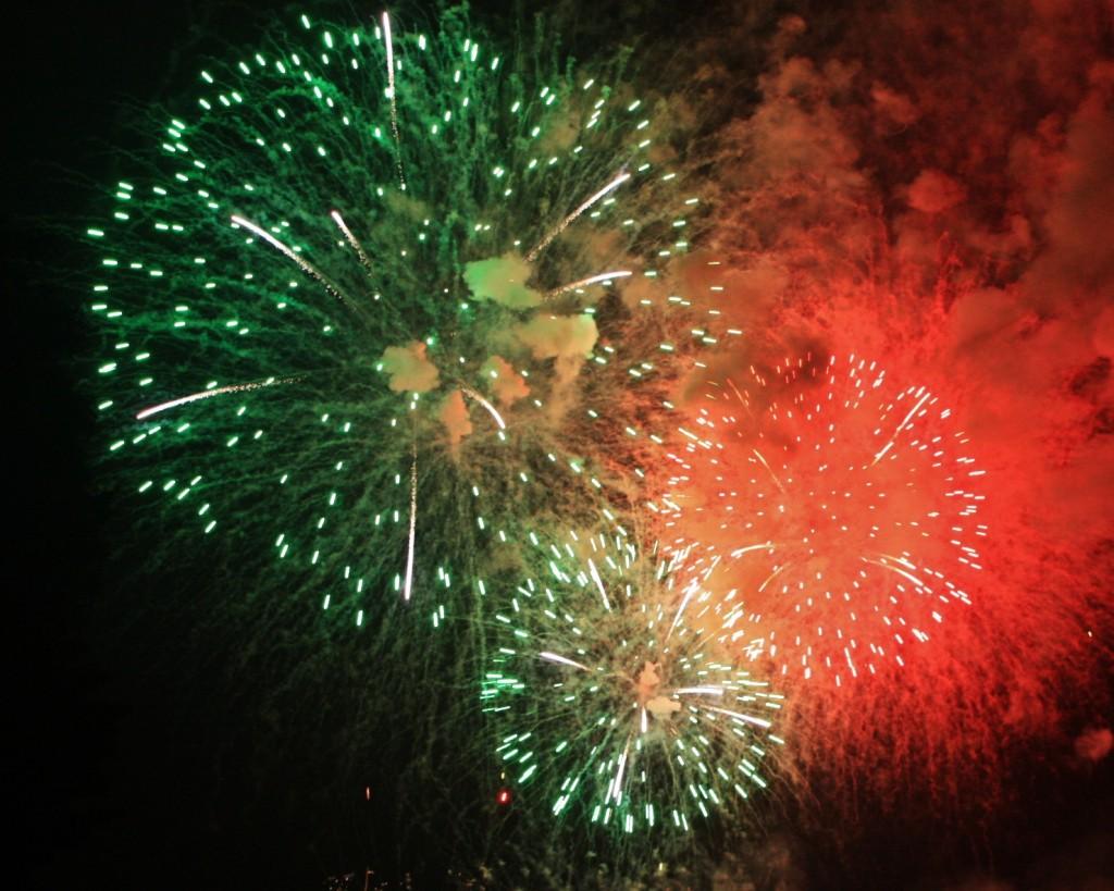 Cinco razones para evitar uso de pirotecnia en fiestas patrias