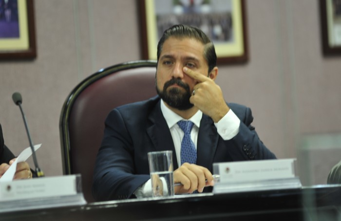 PAN pide comparecencias de SSP, Contralor y Fiscal General
