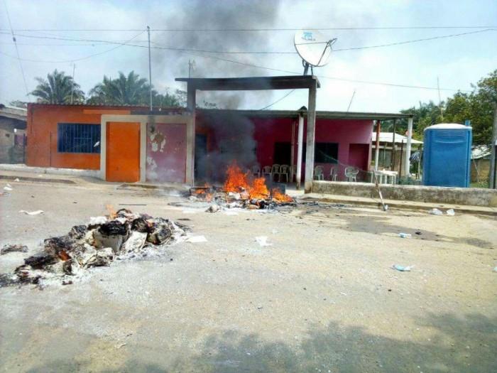 Autoridades electorales realizan cómputo de elección en Veracruz