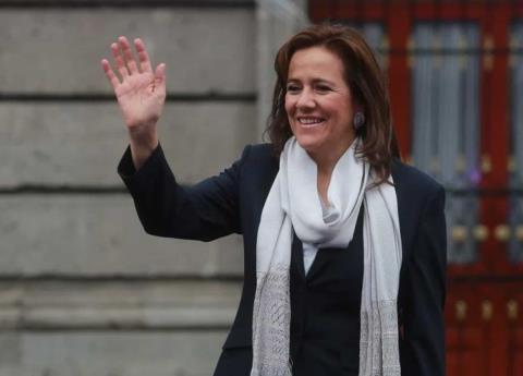 Margarita Zavala asegura que no hubo negociación para dejar candidatura