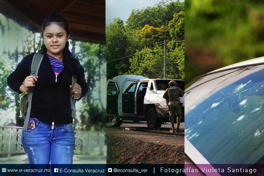 Zenaida se reencontraría con su familia en EUA; fue asesinada en retén de Veracruz