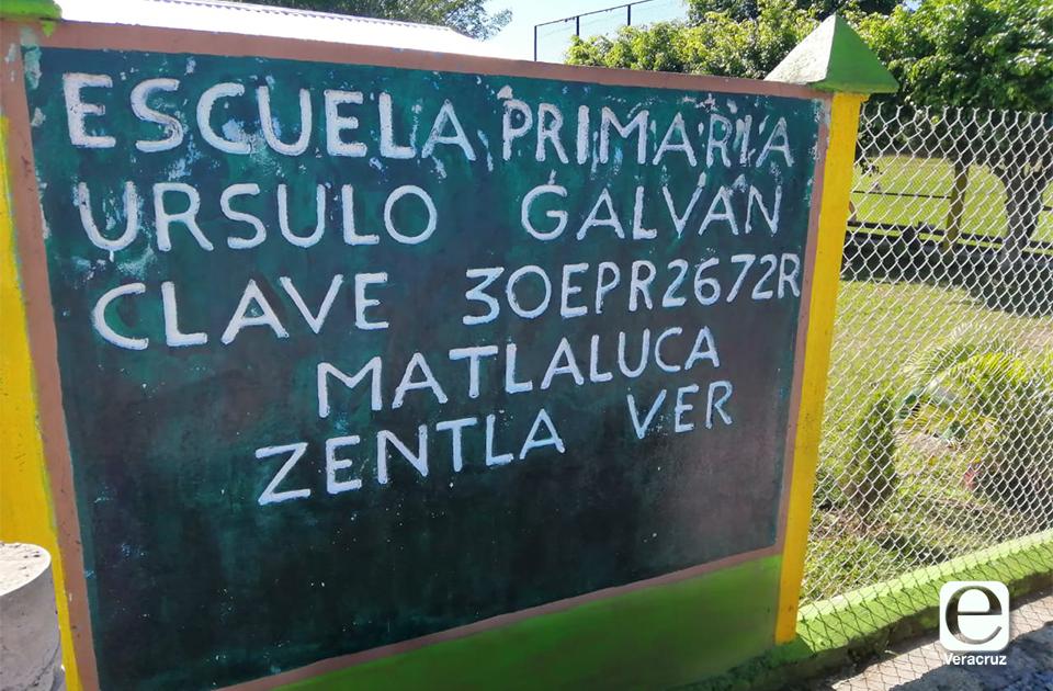 Cierran escuela por brote de Influenza en Zentla