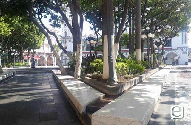 Reabren acceso a Zócalo y Tranvía en el Puerto