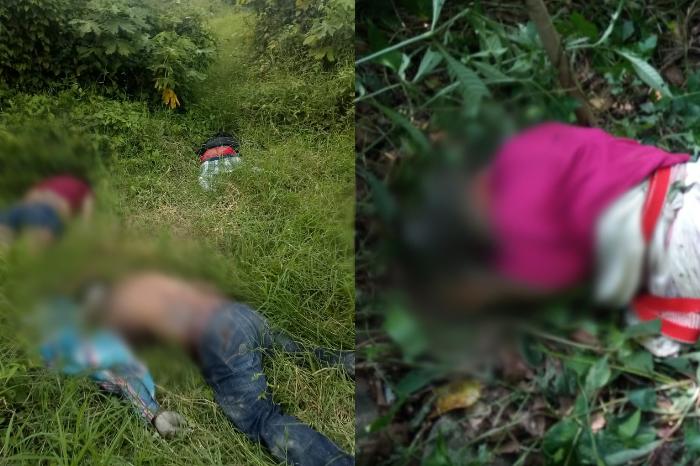 Hallan cadáver de mujer en Zozocolco, 3 ejecutados en Tihuatlán