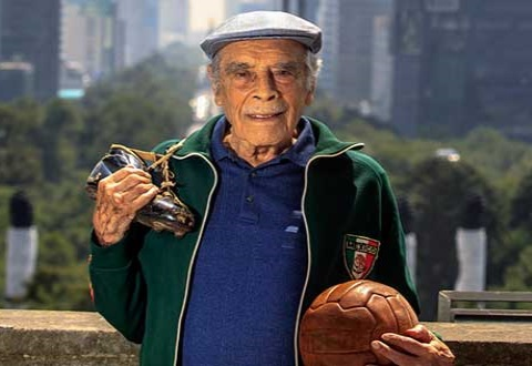 Don 'Nacho' Trelles cumple 101 años